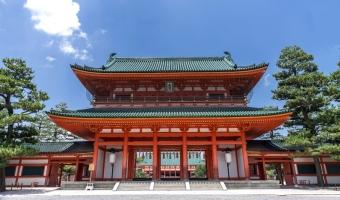 10月22日に行われている京都平安神宮のお祭り「時代祭」の衣装がすてき!