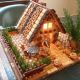 クリスマスと言えば、お菓子の家!かわいいヘクセンハウス8選