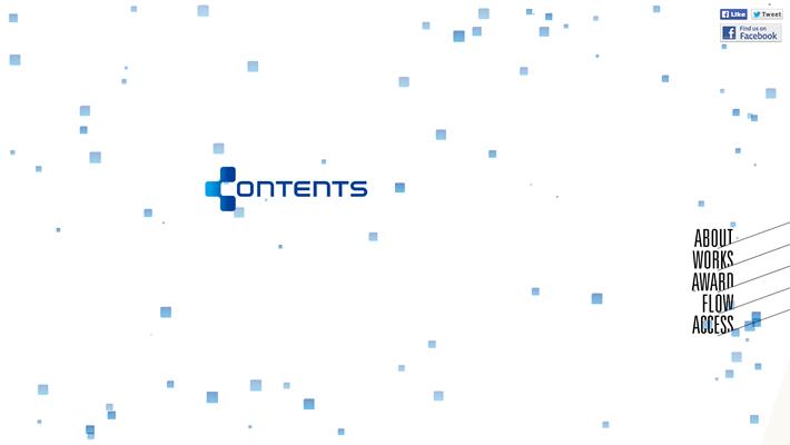 株式会社コンテンツ