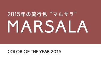 Webデザインで今すぐ使える!2015年の流行カラー「Marsala」と合う配色集