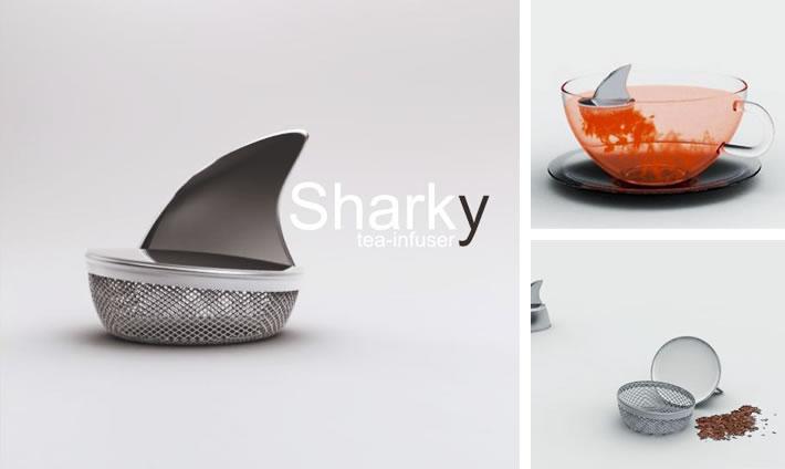 09サメの茶こし