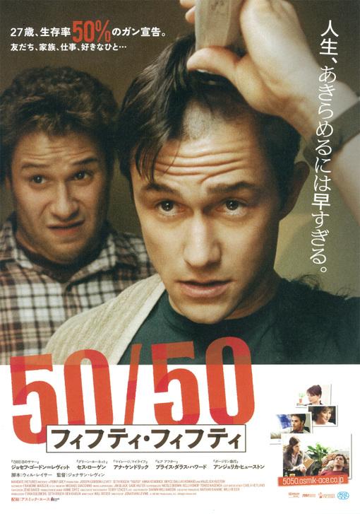 50/50 フィフティ・フィフティ