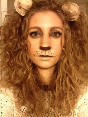 Bronzed-Lioness